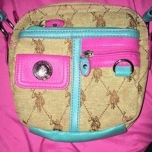 Us polo assn crossbody purse